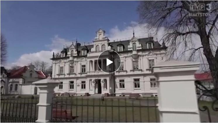 """W tym odcinku cyklu """"Lokum na topie"""" pokażemy dwa pałace, które mają ciekawe przeznaczenie. W jednym mieści się sanatorium, w drugim szkoła."""